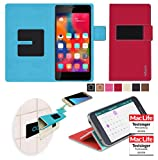 Cover for Gionee Elife S7 Case | in Red | Multifunctional