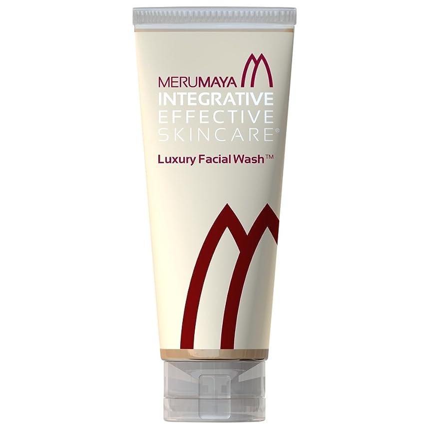 マンハッタン変形マザーランドMerumaya高級洗顔?、100ミリリットル (Merumaya) - MERUMAYA Luxury Facial Wash?, 100ml [並行輸入品]
