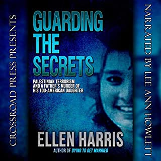 Guarding the Secrets audiobook cover art