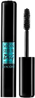 Lancome Monsieur Big Mascara Waterproof Black .33 Ounce Full Size