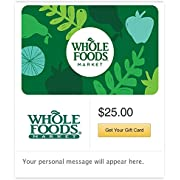 Whole Foods Market Gift Cards - Email Delivery