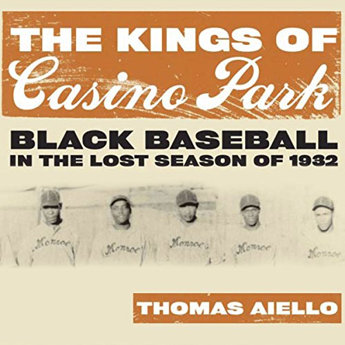 The Kings of Casino Park audiobook cover art