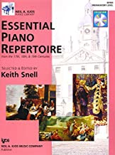 essential piano repertoire preparatory level