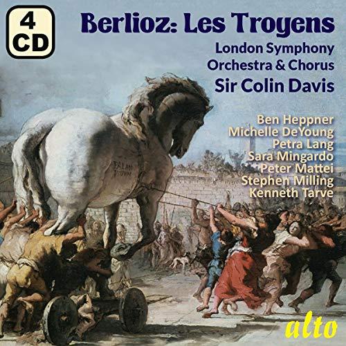 Berlioz : Les Troyens. Davis.