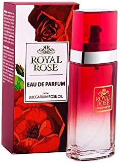 Profumo - Agua de perfume rosa y argan 50 ml «Royal Rosa» orgánico FRESH