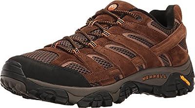 Merrell Men's Moab 2 Vent Hiking Shoe, Earth, 10 M US