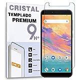 Protector de Pantalla para UMIDIGI A3X, Cristal Vidrio Templado Premium