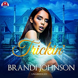 Trickin' audiobook cover art
