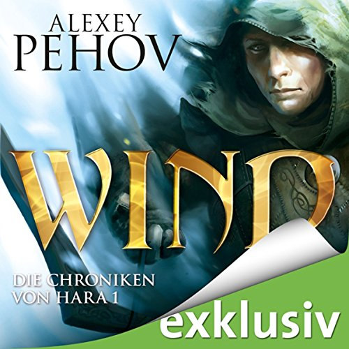 Wind audiobook cover art