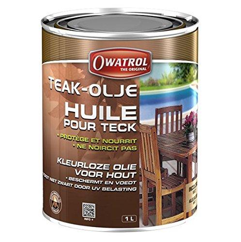 -Olje Owatrol Teak-Öl 1 L