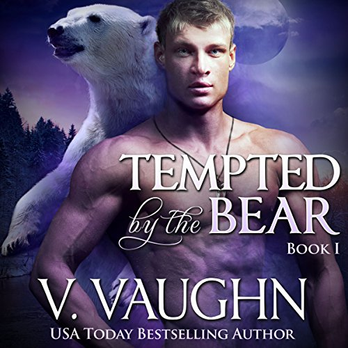 Tempted by the Bear audiobook cover art