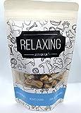 just for fun Bolsa de premios para Perros Adultos Relaxing en presentación de 300 Gramos
