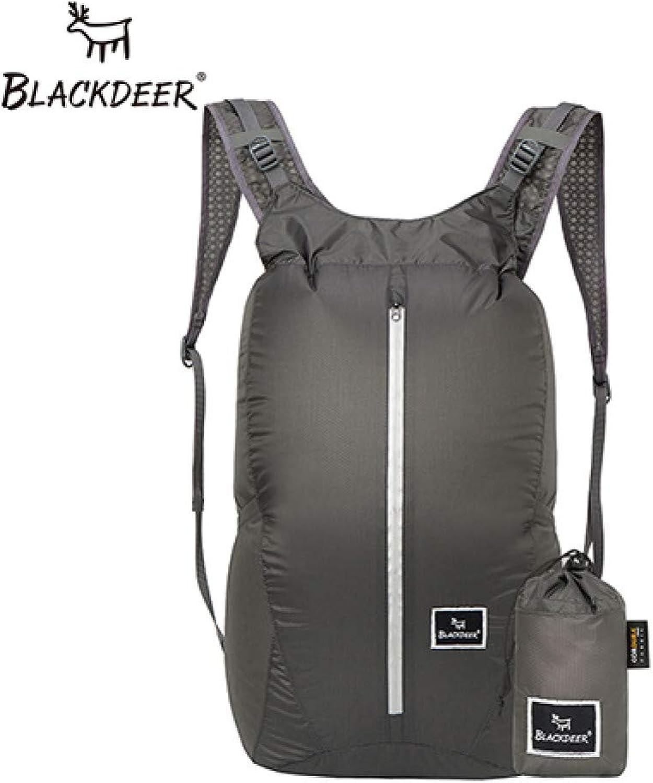 ATLD Wander Rucksack Camping Rucksack Wasserdichte Mnner Frauen Sport 24L Ultraleicht Falten Handliche Langlebig Reise Wandern Tasche