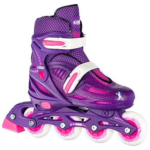 Crazy Skates Inline Skates For 10 Year Old Kids