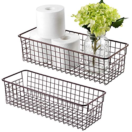 Top 10 best selling list for metal basket for toilet paper