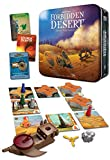Forbidden Desert – The Cooperative Strategy Survival Desert Board Game