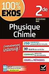 Physique-Chimie 2de - Exercices résolus - Nouveau programme de Seconde de Nathalie Benguigui