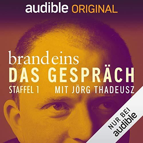 brand eins - Das Gespräch: Staffel 1 (Original Podcast) Titelbild