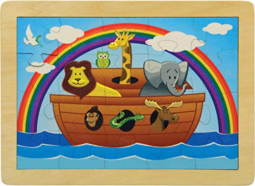 Noah'S Ark Puzzles for Adults, 300 Piece Kids Jigsaw Puzzles Game Toys Gift for Children Boys and Girls, 10' x 15'
