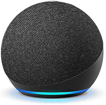 All new Echo Dot 4th generation International Version Smart speaker with Alexa Charcoal product image