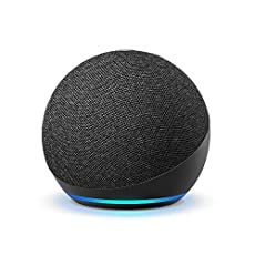 Image of Amazon Echo Dot 4th Gen. Brand catalog list of Amazon. Rated with a 4.6 over 5