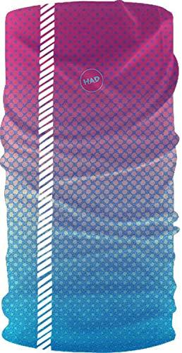 HAD® Reflectives 3M Foulard Fonctionnel Unisexe Taille Unique, Bleu,