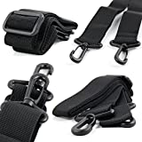 DURAGADGET Durable Non-Slip Universal Shoulder/Neck Strap - Compatible with The Yi M1
