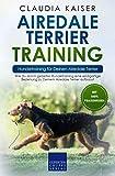 Airedale Terrier Training – Hundetraining für Deinen Airedale Terrier: Wie Du durch gezieltes Hundetraining eine einzigartige Beziehung zu Deinem Airedale Terrier aufbaust