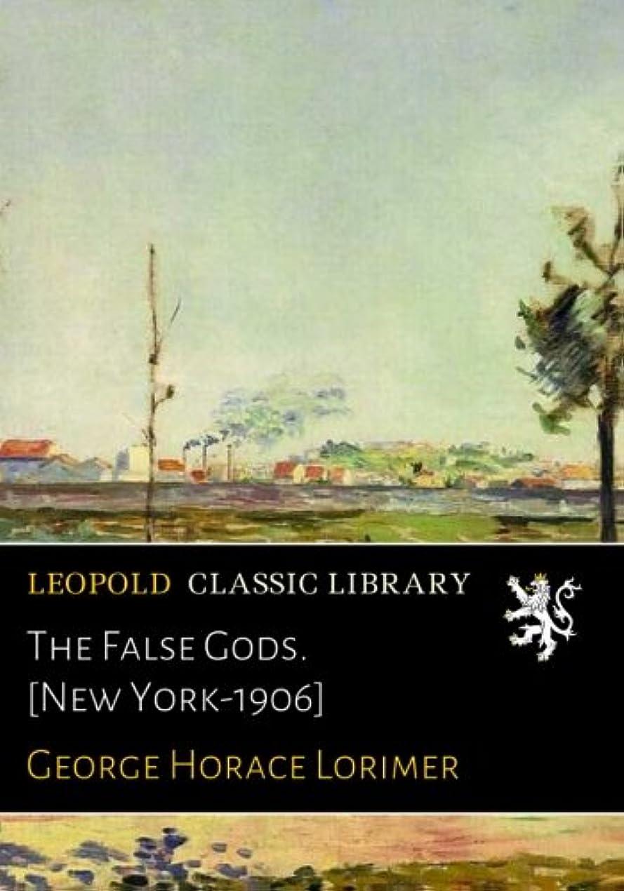 グッゲンハイム美術館学部長好奇心The False Gods. [New York-1906]