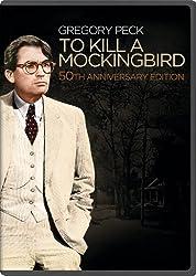 To Kill A Mockingbird - Movie starring Gregory Peck