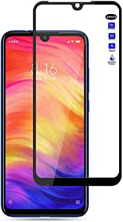 Pelicula de Vidro para Xiaomi Redmi Note 7/Note 7 Pro 6.3 Polegadas (Preto)
