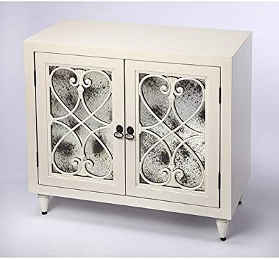 Amazon.com: Tesoro 17147 Tres Cajones, color crema: Kitchen ...