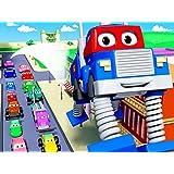 トラックと貨物機&スプリングトラック