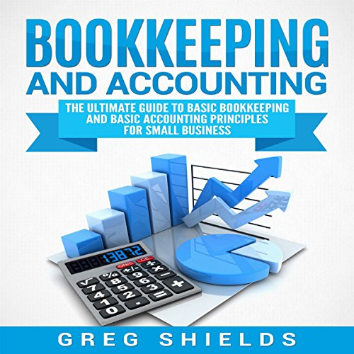 Bookkeeping and Accounting audiobook cover art