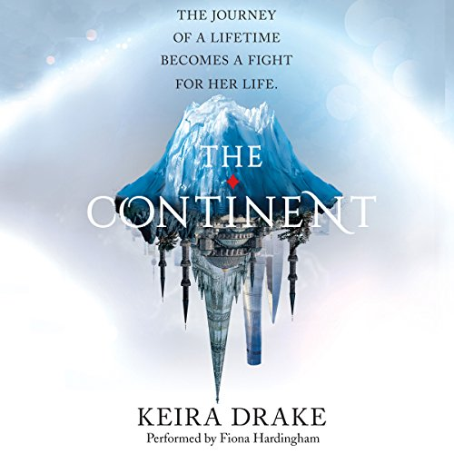 The Continent audiobook cover art