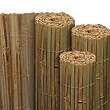 Sol Royal Frangivista frangivento di bambú per Giardino & balconi SolVision B89 140x600 c...