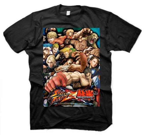 Street Fighter X Tekken - Poster, Größe M