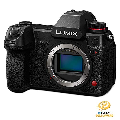 PANASONIC LUMIX S1H Digital Mirrorless...