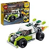 LEGO Creator3in1 Razzo-Bolide - Fuoristrada-Quad,Collezione Macchinine, 31103