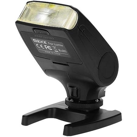 フラッシュスピードライト 調整でき 無線コントロール パナソニックオリンパス DSLRカメラ モード多様 TTLフラッシュスピードライトGH4 GH3 G5 GX7 GX1 GF3 G2 G2 G2 G2 G1 G10 G10用