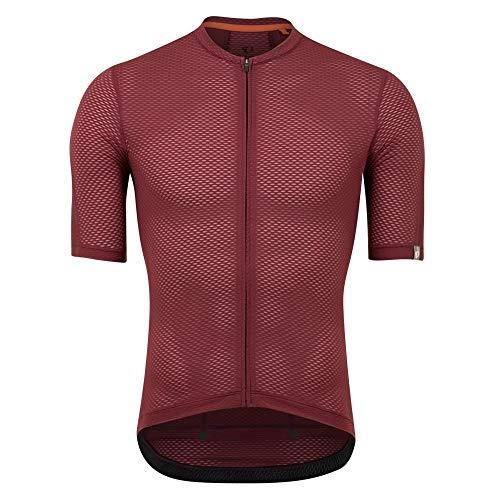 PEARL IZUMI P.R.O. Mesh - Maglia da ciclismo da uomo, modello Redwood, taglia XL 2021