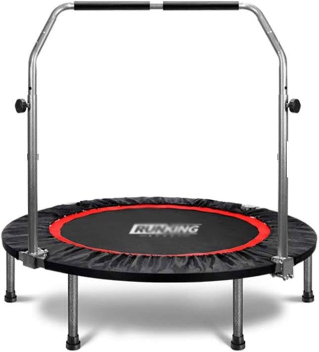 ZYF Indoor Foldable Mini Fitness with Trampoline Hand Adjustable Selling rankings Super sale
