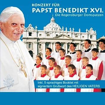 Konzert für den Papst Benedikt XVI. (Deutsche Version)