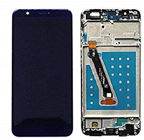 Lcd-display voor Huawei P Smart touchscreen frame scherm blauw/gereedschap