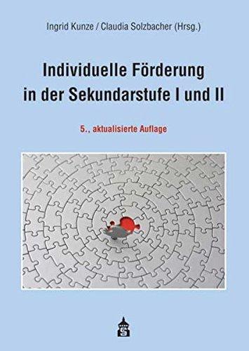 Individuelle Förderung in der Sekundarstufe I + II