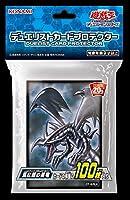 遊戯王 日本語版 デュエリストカードプロテクター 真紅眼の黒竜 100枚入り カードスリーブ