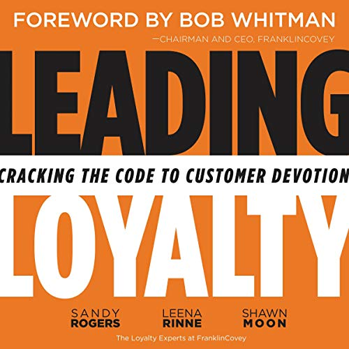 Couverture de Leading Loyalty
