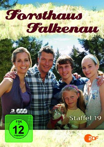 Forsthaus Falkenau - Staffel 19 (3 DVDs)