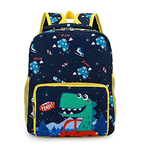 FBSSD Mochila infantil para niños y niñas, mochila escolar de gran capacidad (color: C, tamaño: 31 x 11 x 25 cm)