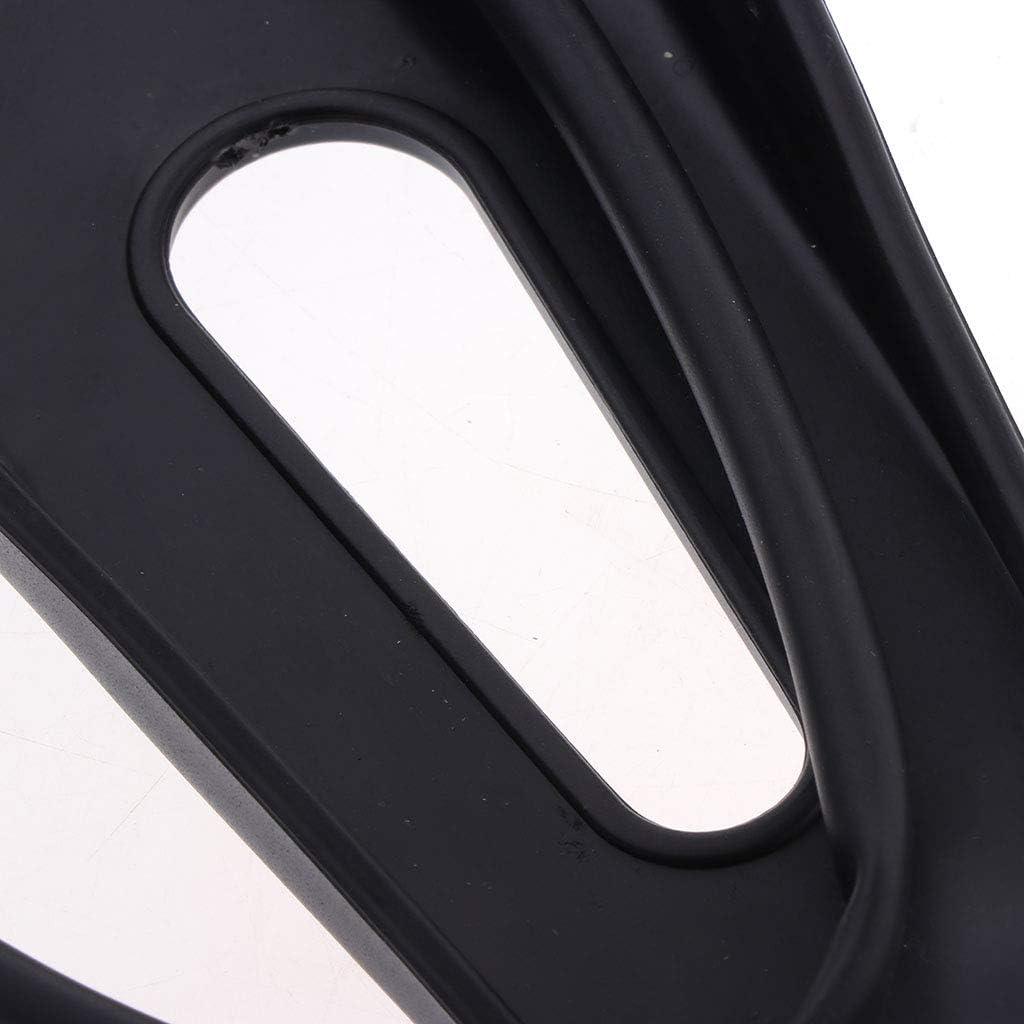 Clear perfk Waterproof Motorcycle LED Enduro Fender Brake Tail Light Universal Turn Signal Light Black